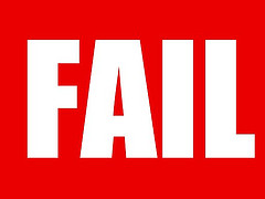 """""""Fail"""" by Chris Griffith (Flickr)"""