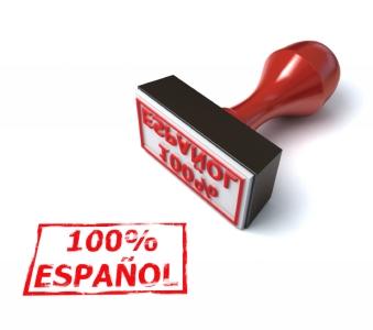 100% Espanol