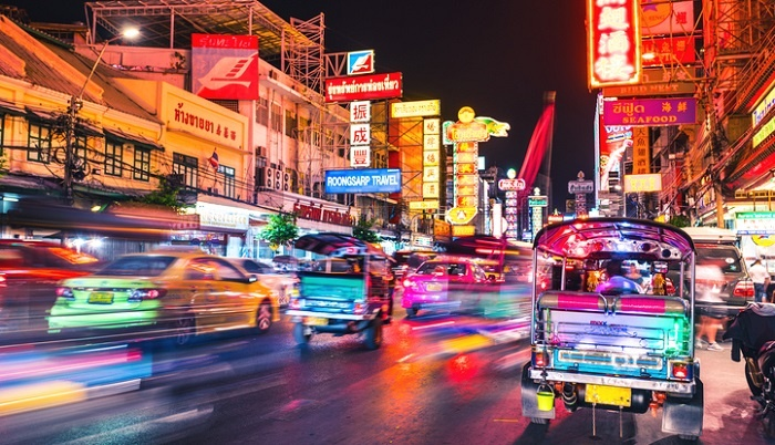 What Global Ride-Sharing Businesses Can Learn from Their Asian Peers