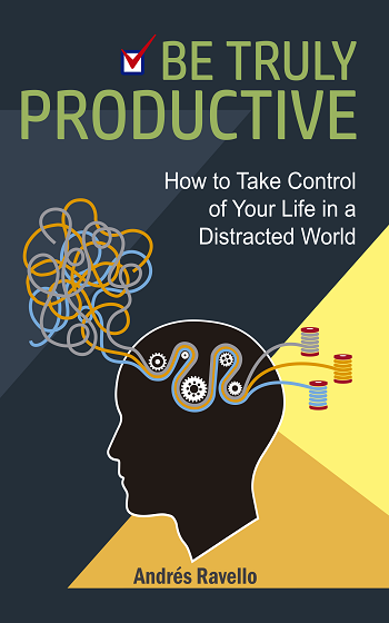 Be Truly Productive Book Cover