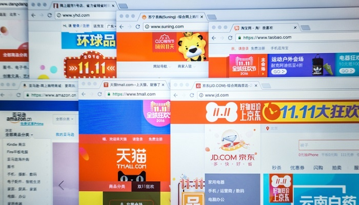 Chinese Websites Are Busy—So Let's Consider Why