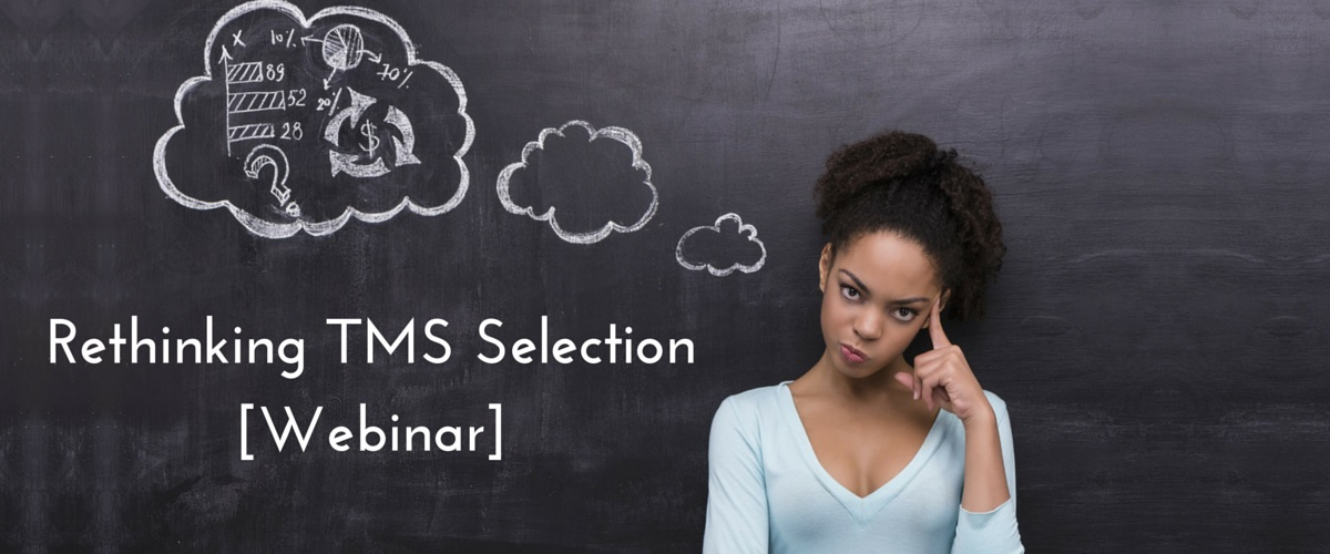 Rethinking TMS Selection Webinar Recording
